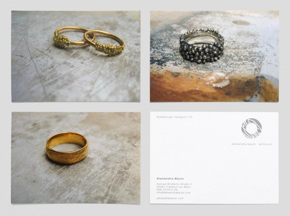 Postkarten, Alexandra Baum