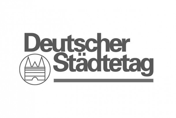 Logo staedtetag_sw