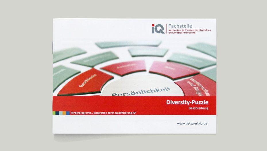 VIA Bayern - Diversity Puzzle Beschreibung